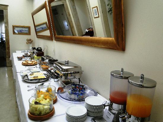 Palacio da Lousa Boutique Hotel: Melia Palacio da Lousa Boutique - breakfast