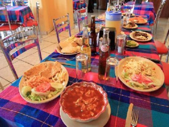 Restaurant de La Sierra: El famoso menudo