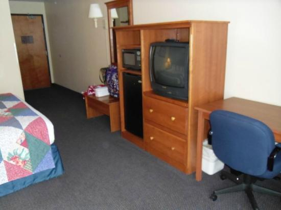 BEST WESTERN Wheatland Inn: Spacious rooms