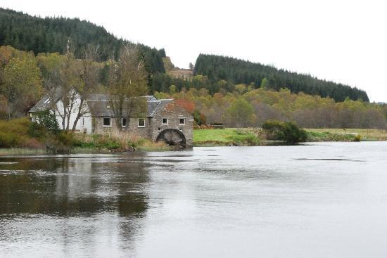 Tummel Bridge, UK: Loch Tummel