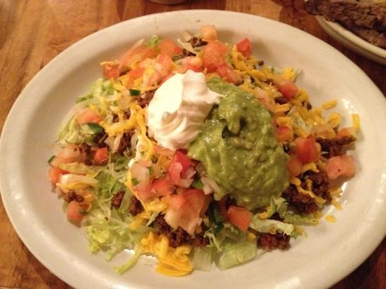 Jose's Fine Mexican Food: taco salad