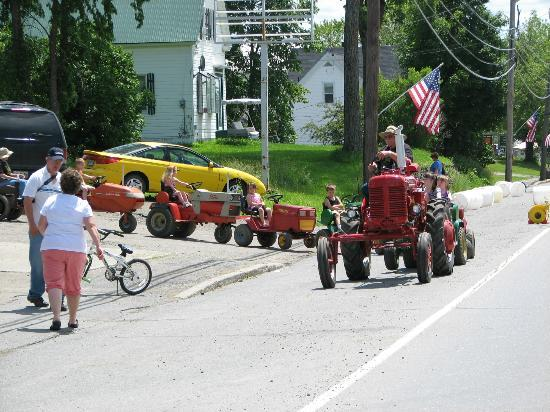 Ashland ME 2011 July 4th Parade