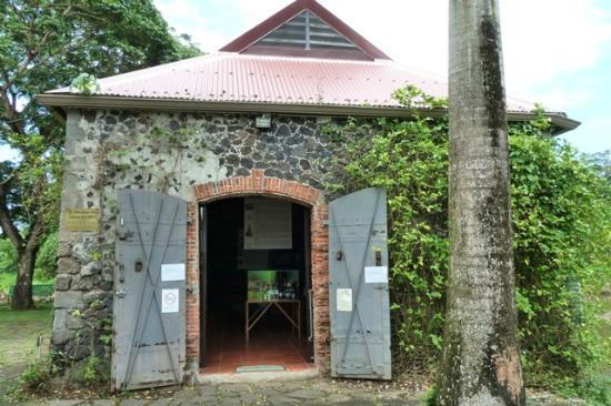 House of Sugar (Maison de la Canne) : Entrée 2ème salle