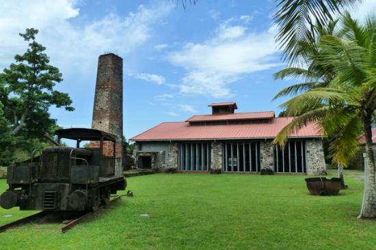 House of Sugar (Maison de la Canne) : Vue extérieure