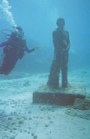 Mayan Aqua Dive: Los Manchones
