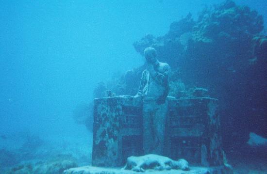 Mayan Aqua Dive: MUSA Cancun