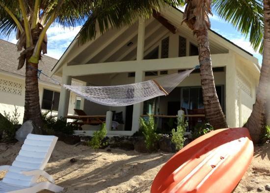 Cooks Bay Villas: villa number 4.