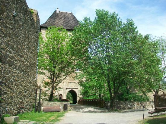 Helfstyn Castle: Tower