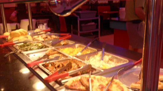 Teppanyaki Grill and Buffet: .