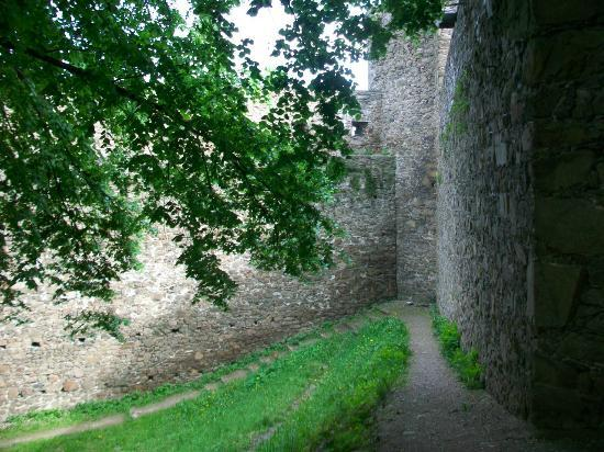 Helfstyn Castle: Small courtyard