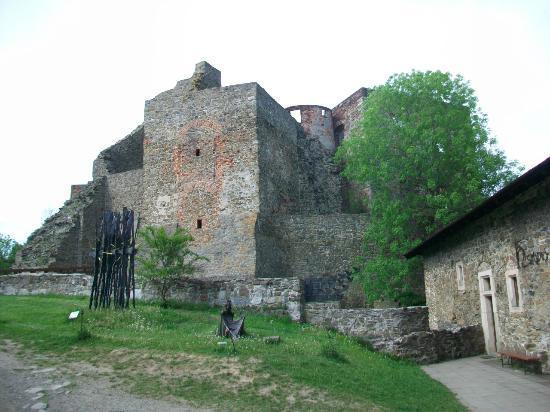 Helfstyn Castle: Gatehouse