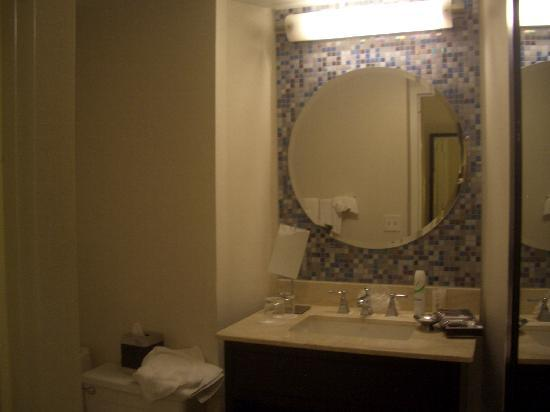 InterContinental Hotel Tampa: Baño