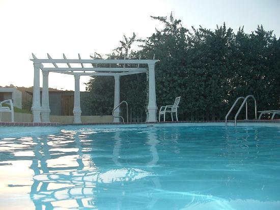 Hotel El Guajataca: Area de piscina