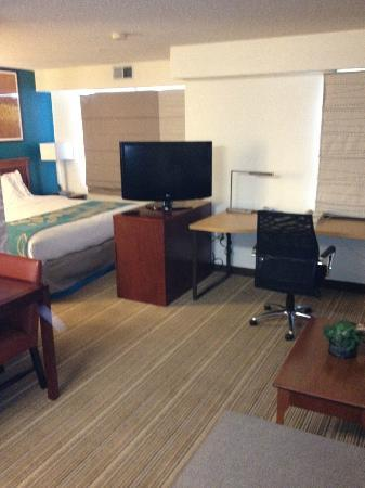 Residence Inn Greenbelt: My Suite
