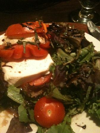 Deadwood Grille: best ever tomato mozerella salad