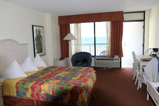 Bahama House: Our room