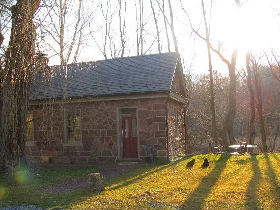 Speedwell Forge B&B : the cottage