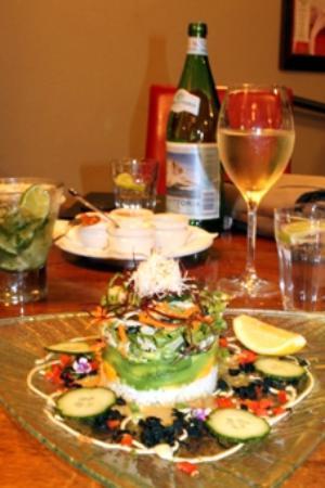 crab salad crab salad $ 14 00 thai lychee crab salad crab salad melts ...