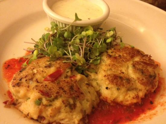 Crowne Plaza Dallas Near Galleria- Addison: my fave - crabcakes