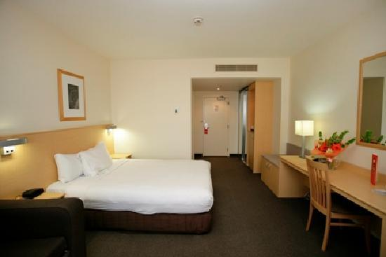 Distinction Palmerston North Hotel & Conference Centre: Guest Room - Tower suite