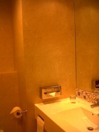 Ramada Oradea: bath
