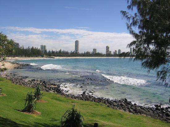 Burleigh Heads, Αυστραλία: Burleigh Foreshore