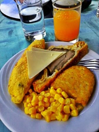 Lorin Solo Hotel: The Breakfast