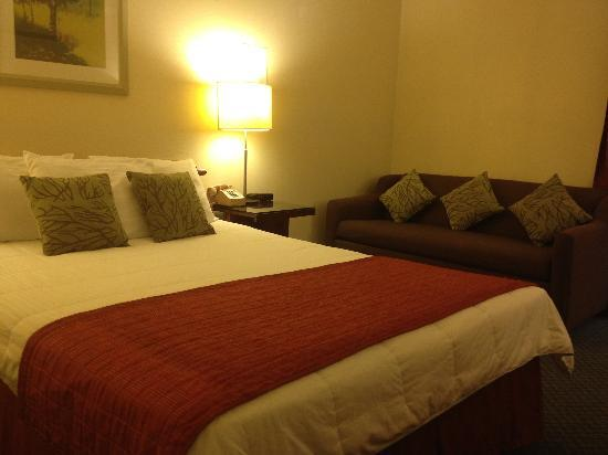 Quality Inn Okanogan: Queen Bed