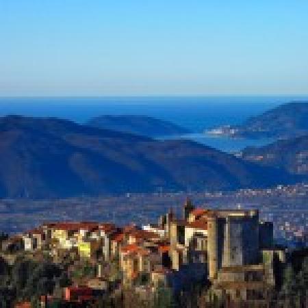 Fosdinovo, Italy: Panorama