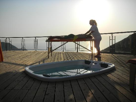 كيفالونيا, اليونان: Sunset Massage