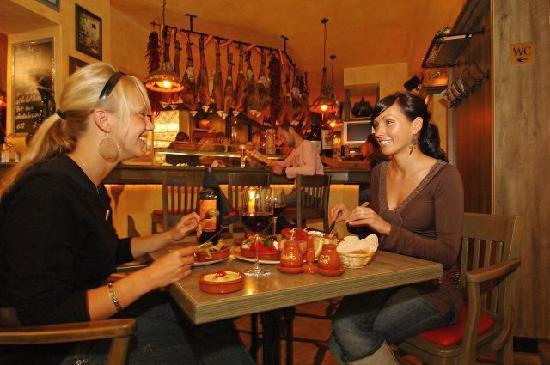 Restaurant Las Tapas Münzgasse Bild Von Las Tapas Dresden