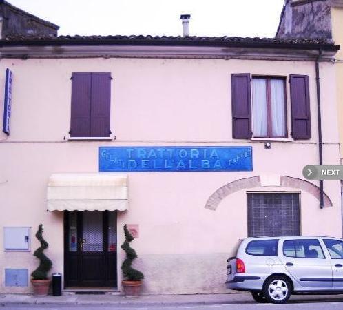 Piadena, Italy: facciata