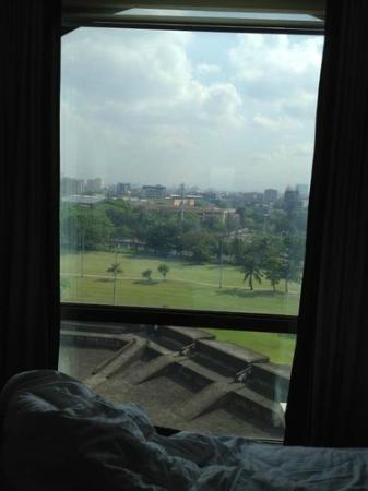 The Bayleaf Intramuros: View from room