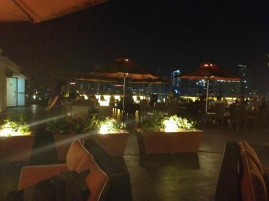 The Bayleaf Intramuros: Sky Deck