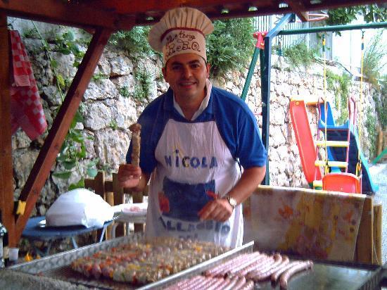 Villaggio del Sole: il cuoco