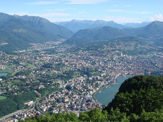 church on top picture of monte san salvatore lugano tripadvisor. Black Bedroom Furniture Sets. Home Design Ideas