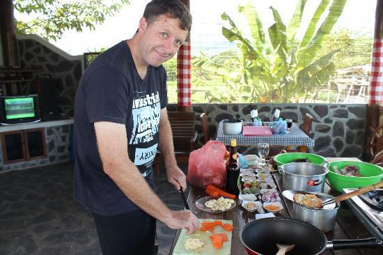 مومبول جيستهاوس: Cooking Class
