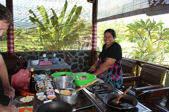 Mumbul Guesthouse: Cooking Class