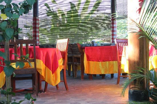 Mumbul Guesthouse: Mubul Restaurant