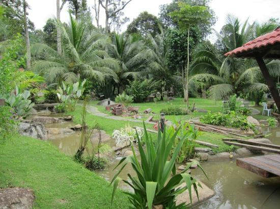 Kati, Malaysia: Nearby the restaurant