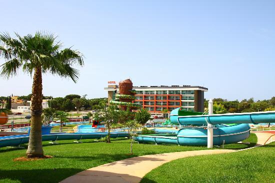 Aquashow Park Hotel: View hotel