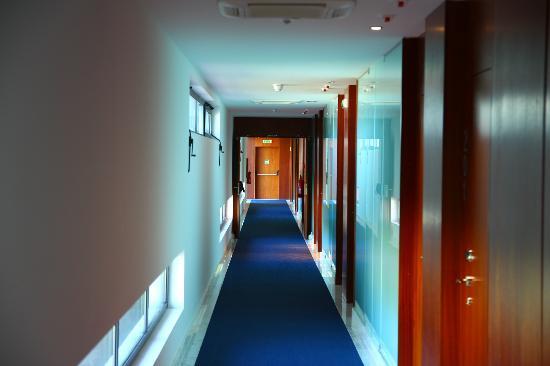 Aquashow Park Hotel: hol