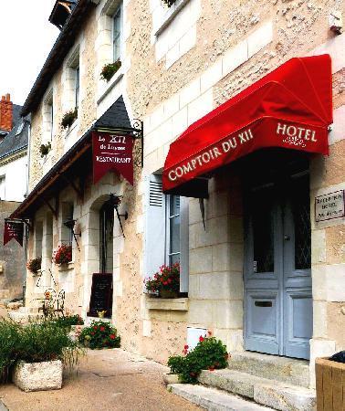 Le XII de Luynes: Hotel entrance