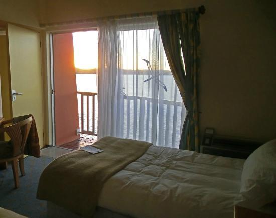 Luderitz Nest Hotel: Nice rooms with a fantastic view