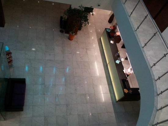 Aquashow Park Hotel: reception