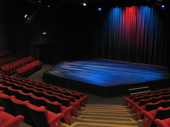 Gulbenkian Theatre : Gulbenkian - Theatre