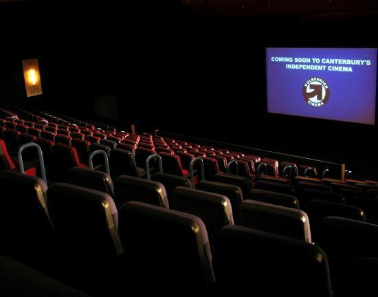 Gulbenkian Theatre : Gulbenkian - cinema