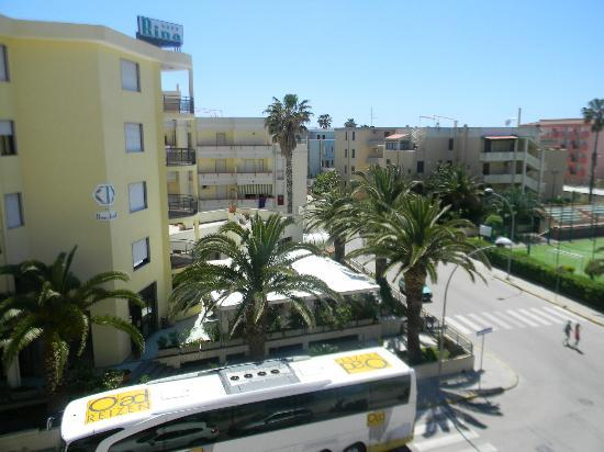 Residenza Gardenia: Balcony
