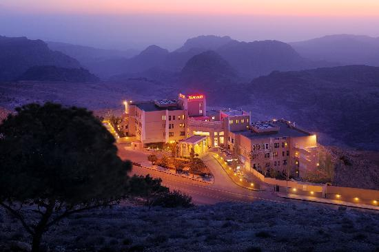 The Petra Marriott Hotel