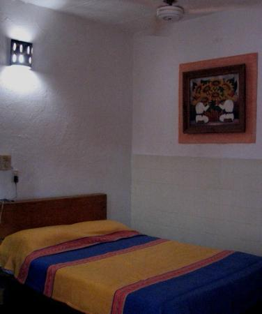 Azteca Hotel: The room for one